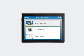 Media4Care Betreuer-Tablet